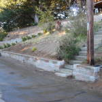 Retaining Slope