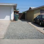 Newly Laid Gravel